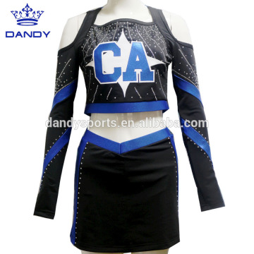 Uniformes décontractés Sparkles All Stars Cheer