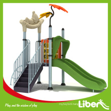 Kids Playset, Plastic Playset, Outdoor Playground in Simple Small Size