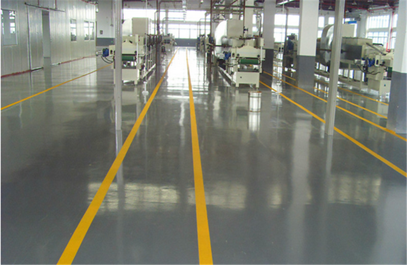 solvent free epoxy floor coating