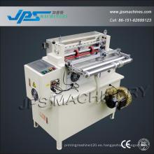 Máquina autoadhesiva del cortador de la etiqueta de la etiqueta en blanco