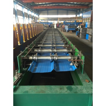 Metal Standing Seam Folding Machine