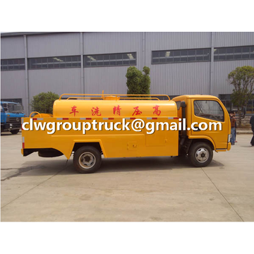DFAC Duolika 6CBM Cleaning Sewage Suction Truck