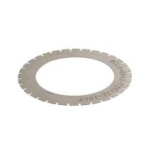 Die Hubless Nickel Dicing Blade für Keramik