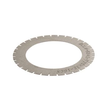La cuchilla de corte de níquel Hubless para cerámica