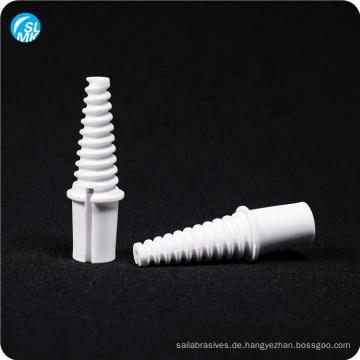 hochfestes 95er Keramik-Aluminiumoxid-Teil, hergestellt in China