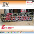 6WA1TC cylinder head block crankshaft connecting rod