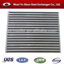 Fabricante chino del núcleo del radiador de la aleta de placa