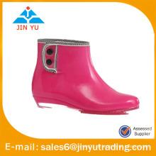 2014 Damen Mode Regen Stiefel Frauen