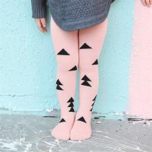 Estrellas Luna diseños niño algodón medias o pantimedias fantasia diseños buena calidad medias de baile de chica poco