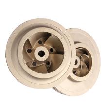 Бронзовые отливки по выплавляемым моделям для промышленного рабочего колеса