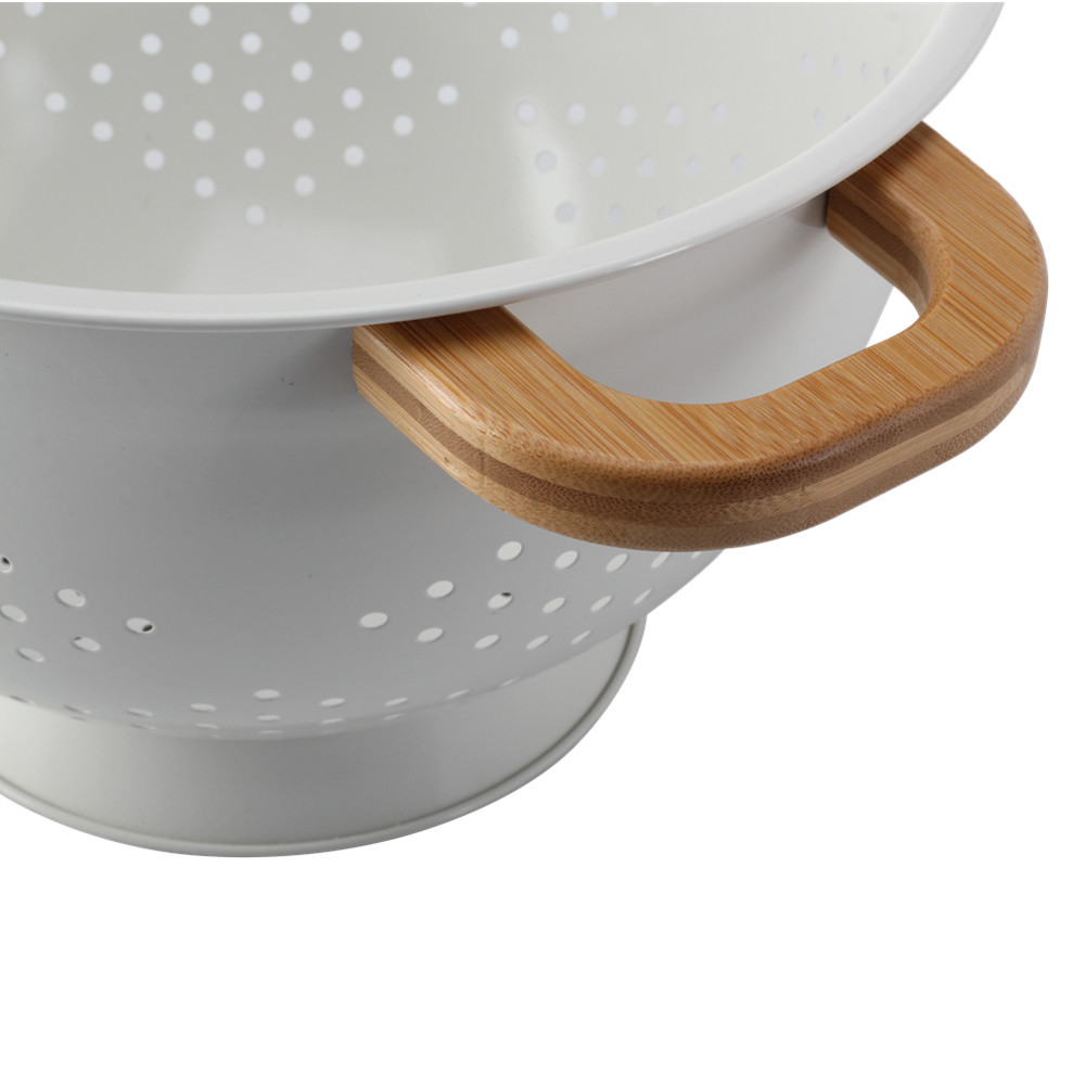 Iron Colander For Fruit
