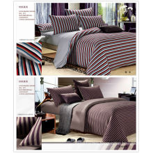 100% Cotton Knitted Fabric Bedding Set