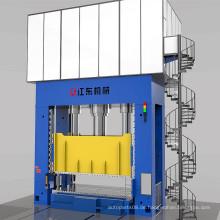 Feinrohling Hydraulikpresse