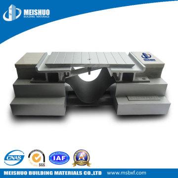 Sol en béton Aluminium Car Stationnement Joints d'expansion