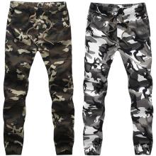 OEM Men Print Pants Camouflage Jogger Cotton Pants