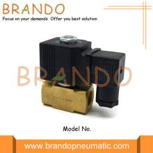 Válvula solenoide granuladora de doble tornillo de 3/8 '' VMI V10-C3C