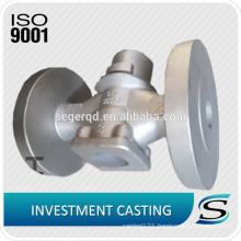 duplex stainless steel marine valve body