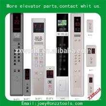 elevator landing operating panel elevator cop lop
