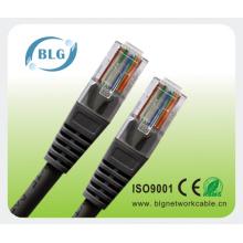 Патч-шнур сертифицирован европейский стандарт с медным проводником