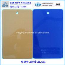 Elektrostatische Polyester-Epoxid-Pulverlackfarbe