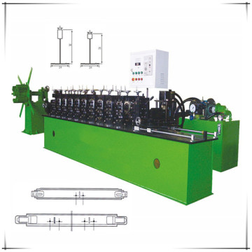 customized T bar suspended ceiling grid machine