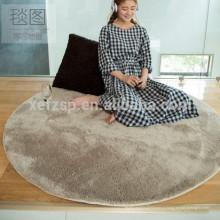 ЭКО-дружественных прочный ЭКО круглый коврик для йоги