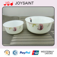Promotional New Design Glassware Salad Bowl