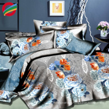 Tear-Resistant printed polyester special stripe bedding fabric