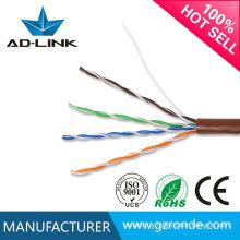 Produtos elétricos da empresa de fabricação da China cabo de rede cat5 utp