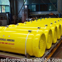 Different Sizes And Colors Ammonia Gas Cylinder GB5100 Industrial Ammonia Cylinder