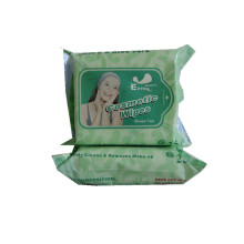 Private Label Facial Cleansing Easy Makeup Remover Wipes