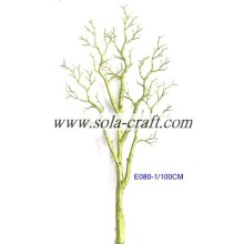 Fair Price Silver Decorative Tree Branch For Wedding Christmas 100CM
