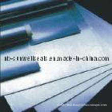 Graphite Sheet Reinforced with Metal Foil (SUNWELL)