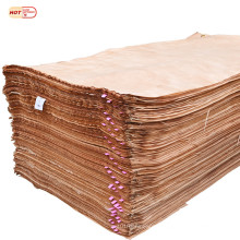 Natural wood 0.5mm 1mm decorative wood veneer from linyi