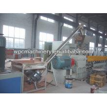 WPC Parrallel Машина для гранулирования / Машина для производства гранулированной древесины