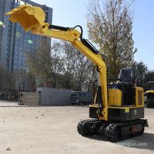 Mini Digger Crawler Excavator New Used Excavator 1 Ton Excavator For Sale FWJ-900-15