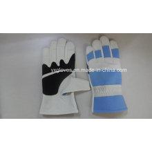 Leather Glove-Labor Glove-Garden Glove-Utility Glove-Work Gloves-Safety Gloves