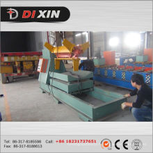 Decoiler en acier inoxydable en métal 10 tonnes