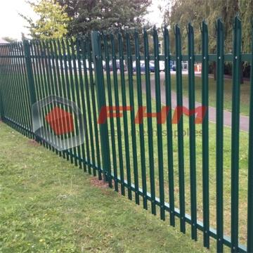 Торговый металлический забор для сада