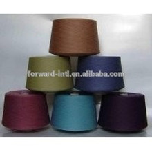 Garn Polyesterhersteller bieten kostenlose Garnproben