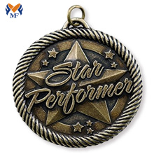 Dressage bronze medal match award test certificate