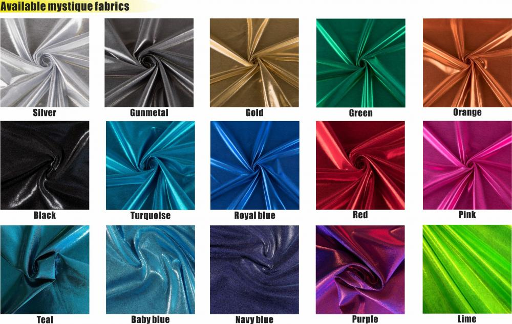 Available Mystique Fabrics
