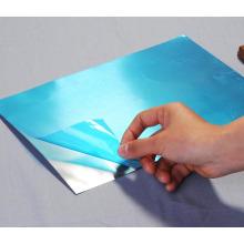 Película de plástico para panel de aluminio