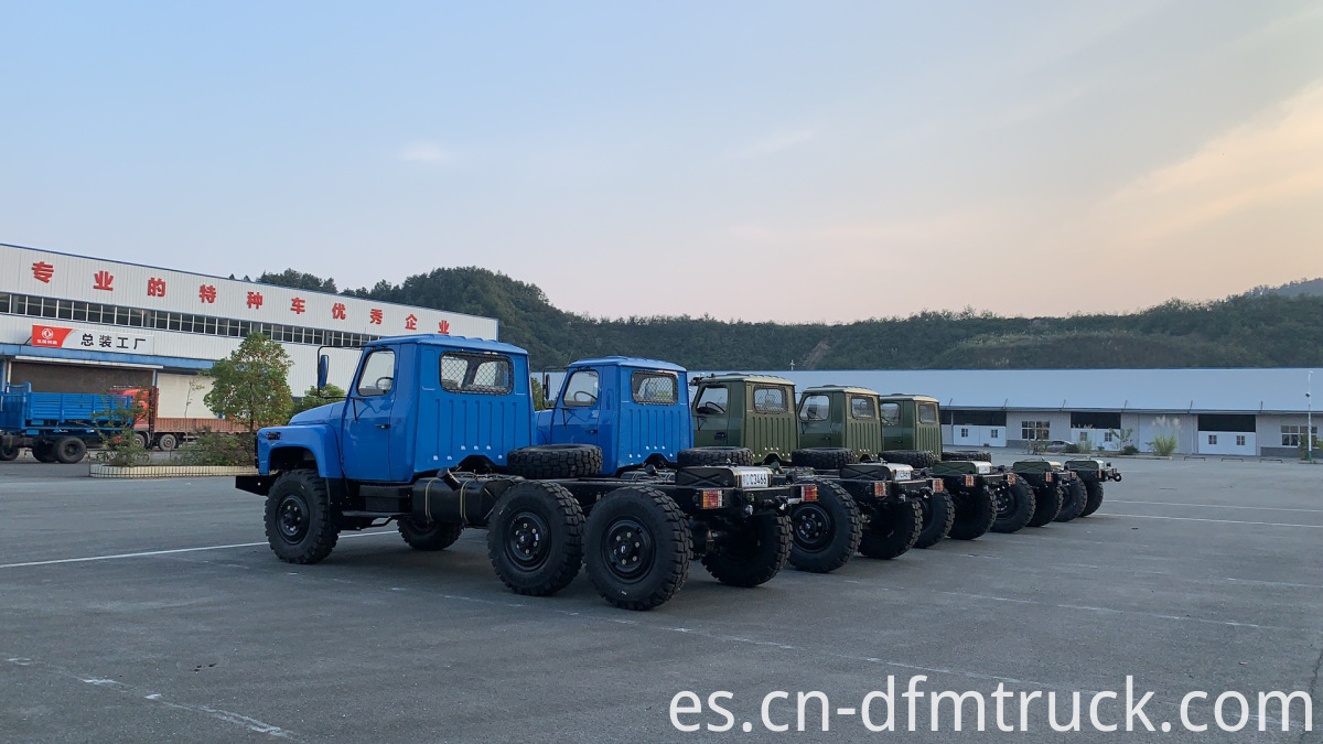 DONGFENG 4X4 TRUCK