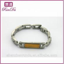 Brazaletes más calientes del oro del sello del artículo de Alibaba