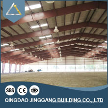 Prefab Steel Structure Metal Frame With Long-span