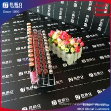 Luxury Plexiglass Acrylic Lipstick Display Rack