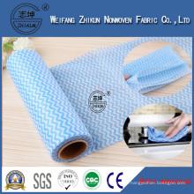 Spunlace Nonwoven Fabric Clean Wipe