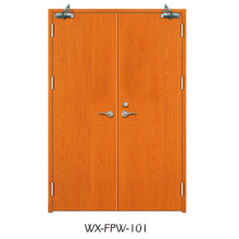 Огнестойкая дверь (WX-FPW-101)
