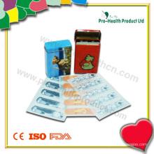 Klebebänder in einer Blechdose (PH4354)